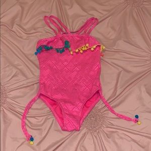 Toddler one piece swimsuit